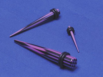 Expanders, Black and Purple