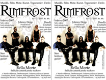 Rimfrost Magazine - Issue 13