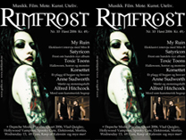 Rimfrost Magazine - Issue 10