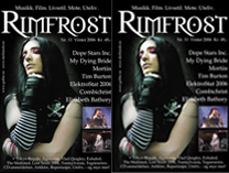 Rimfrost Magazine - Issue 11