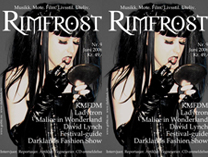Rimfrost Magazine - Issue 9