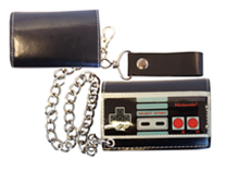 Nintendo - Controller Trifold Wallet (without chain)