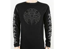Mens Tribal 3 Long Sleeve Top