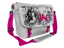 LA Ink Messenger Bag