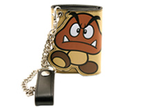Nintendo - Brown, Goomba Trifold Wallet