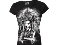 Wednesday - Womens T-shirt
